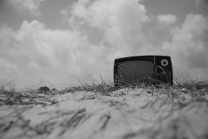 Beach TV grey communications